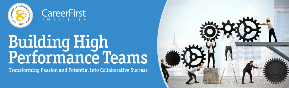 high performance team High performance team leader and effectively manage in ways that create and sustain high performance personally, with each team member and with.