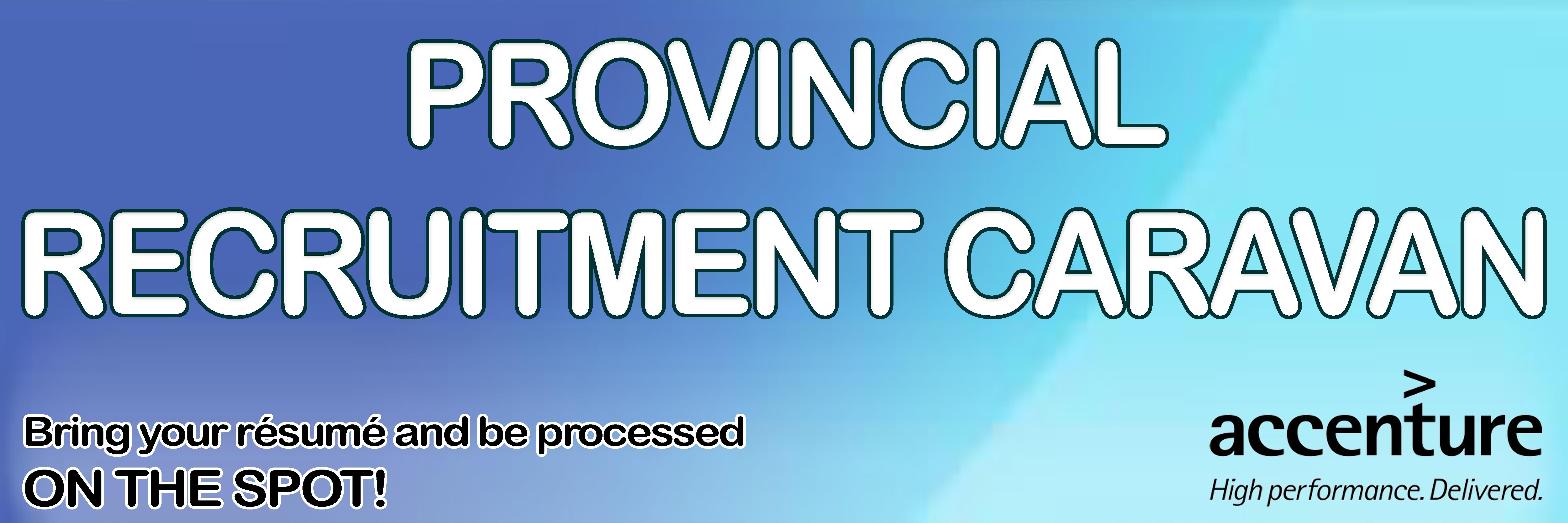 Provincial Career Caravan Toledo City Cebu Career